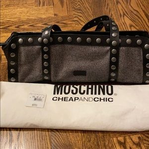 Moschino Cheap And Chic Studded Bag